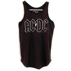 Chaser AC/DC Kids Racerback Tank Top Girls 14
